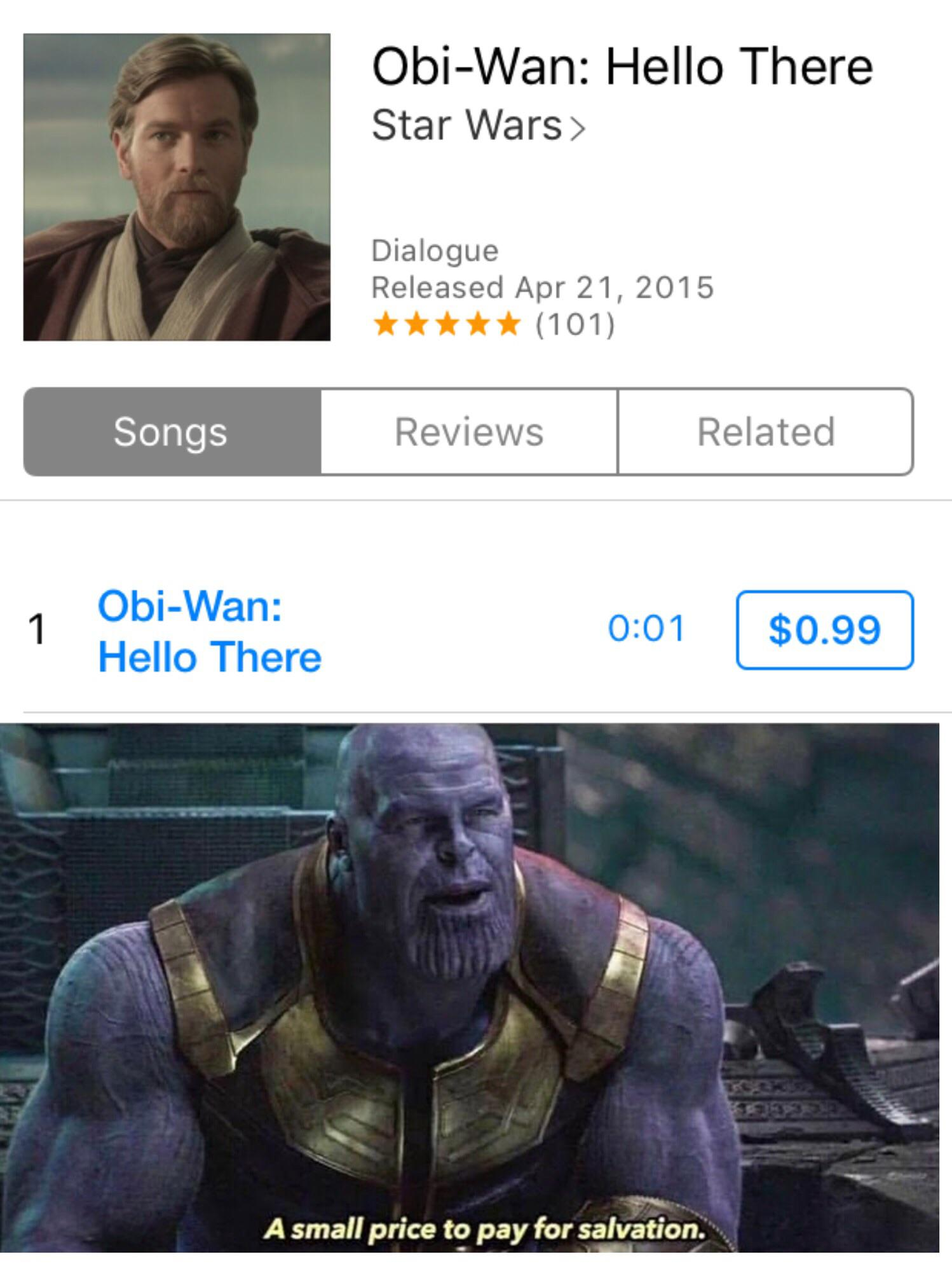 General Kenobi R Prequelmemes Prequel Memes Know Your Meme