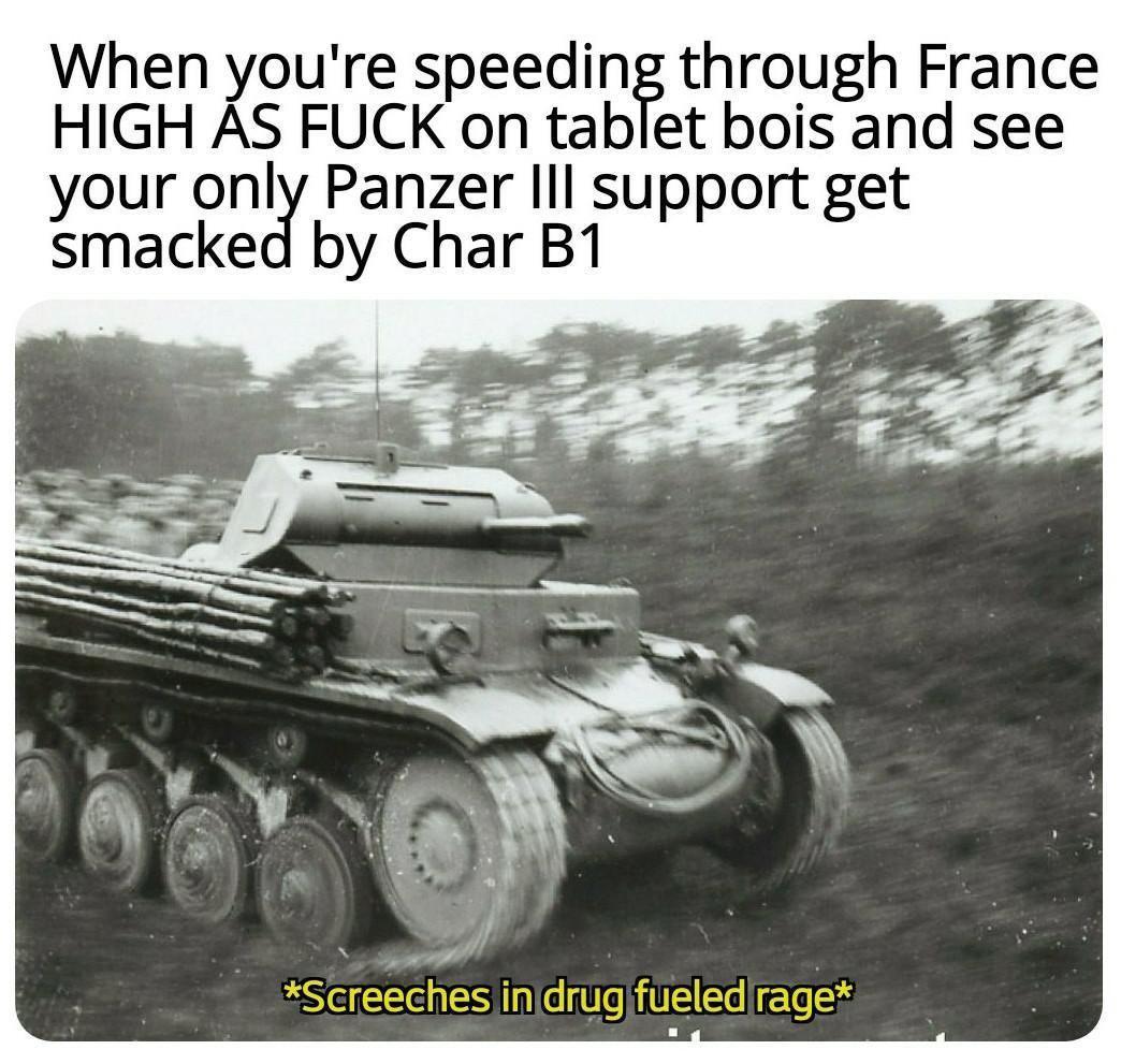 Panzer 2 Noises R Historymemes Know Your Meme