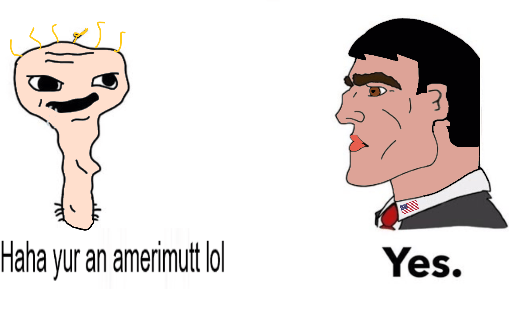 Virgin Vs Chad Meme Is Taking Over The Entire Internet