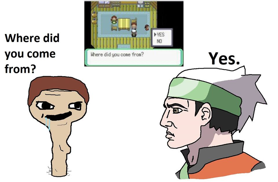 Yes Chad Know Your Meme