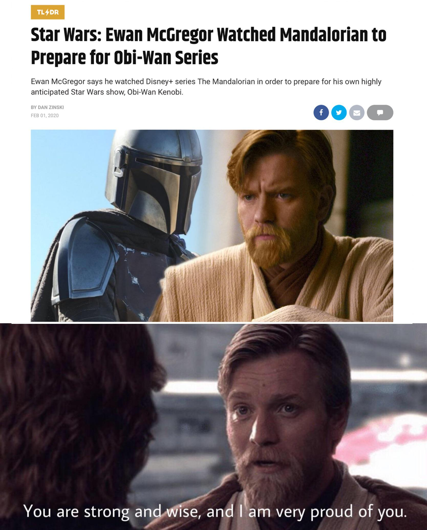 He Is Very Wise R Prequelmemes Prequel Memes Know Your Meme