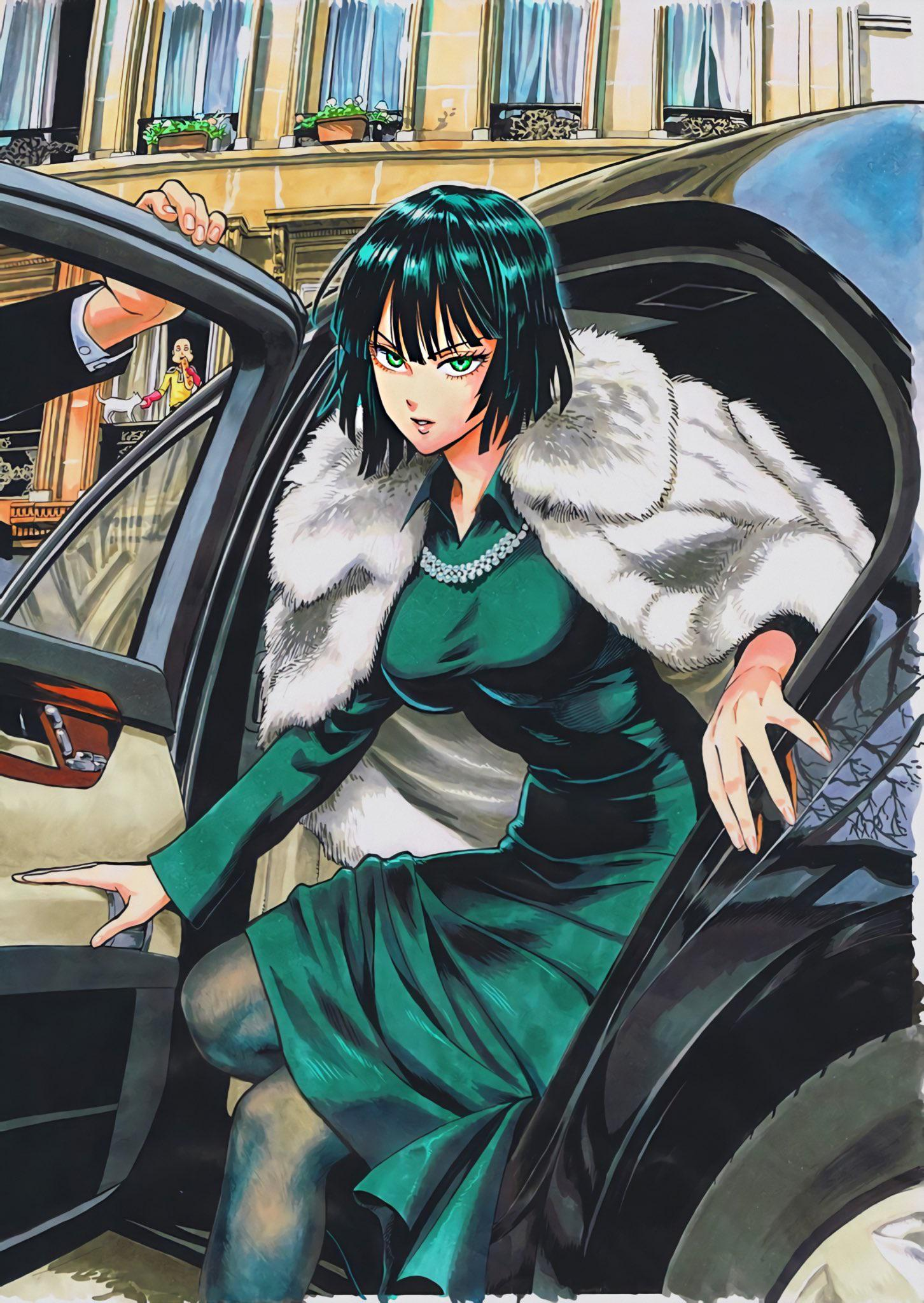 Fubuki Got Me Feeling Some Type Of Way R Onepunchman One
