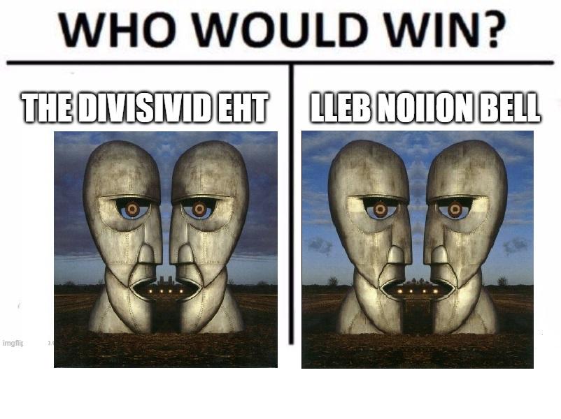 The Division Bell Unitinu Unitinu Unitiiu Know Your Meme