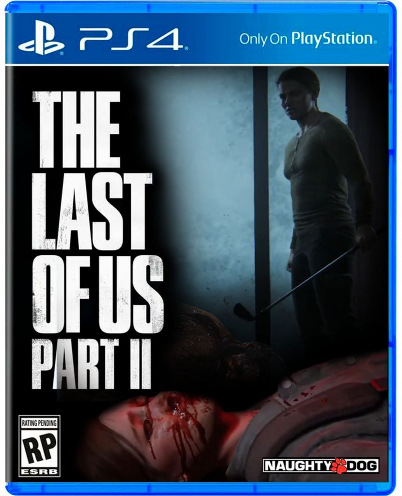 Spoilers Cover For Playstation 4 The Last Of Us Part Ii Know