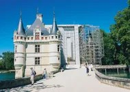 The Château d'Azay-le-Rideau is getting a makeover
