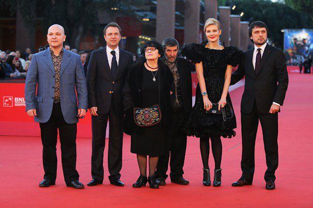 Премьера нового фильма Киры Муратовой на кинофестивале в Риме