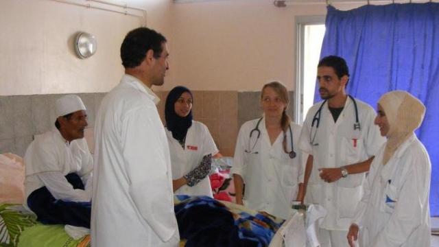 médecins marocains
