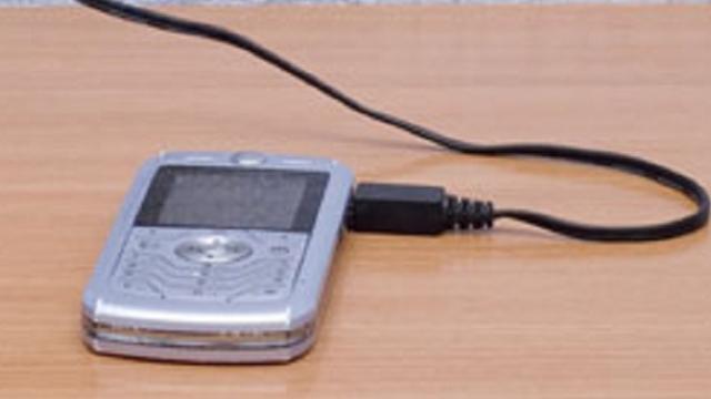 Chargeur téléphone