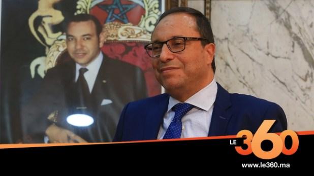 Cover_Video: Le360.ma • Teaser Large format: Abdelkader Amara
