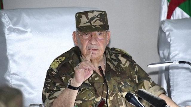 General Ahmed Gaid Salah