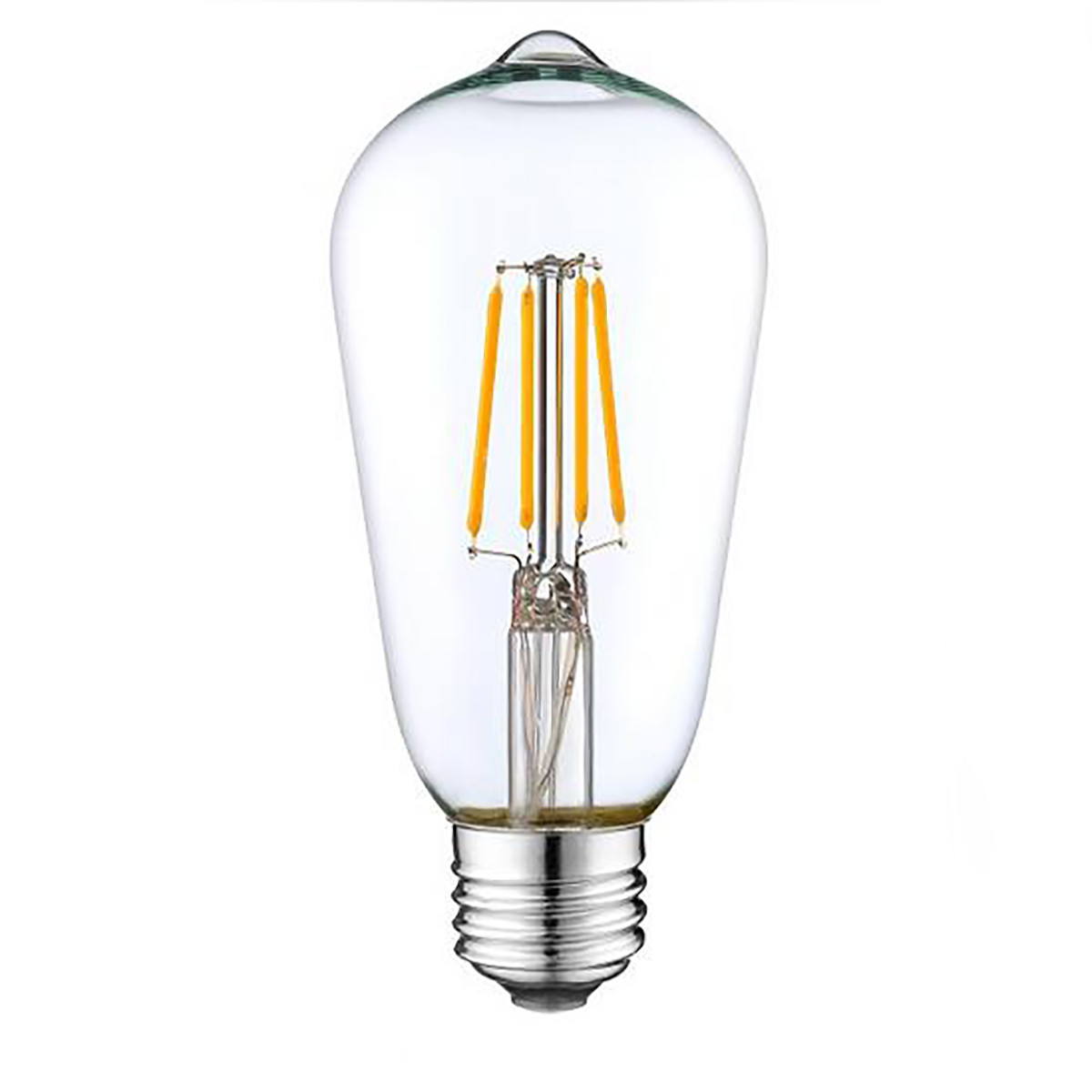 4w Filament Led T Shape Light Bulb Light St48 Chandelier