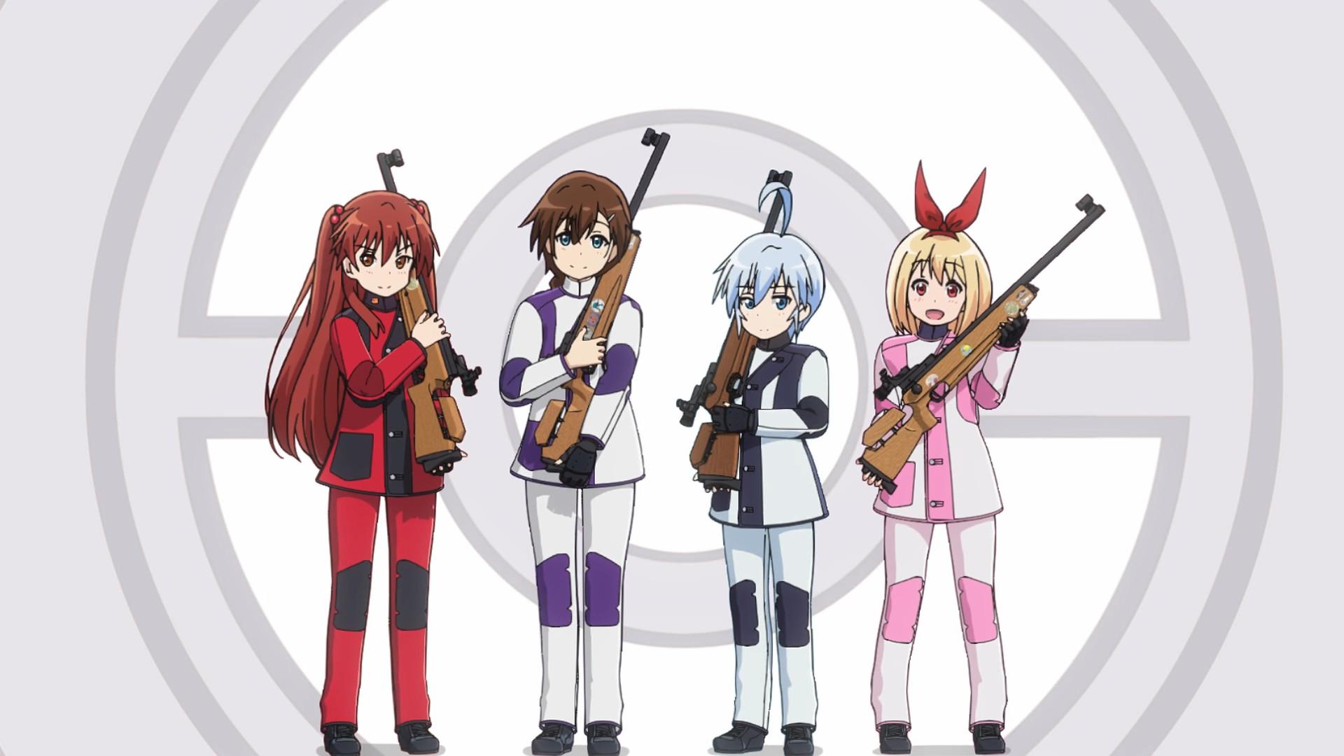 Rifle Is Beautiful Episode 1 Subtitle Indonesia