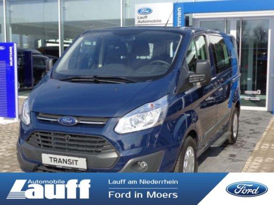 2016 Ford Tourneo Custom L1h1 Va Trend 2 2l Shz Temp Mp3 In Moers Germany