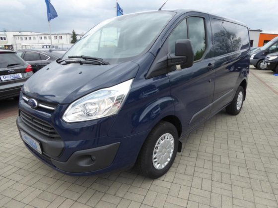 Gebraucht 2014 Ford Transit Custom 270 L1 Trend In Jessen Elster Deutschland