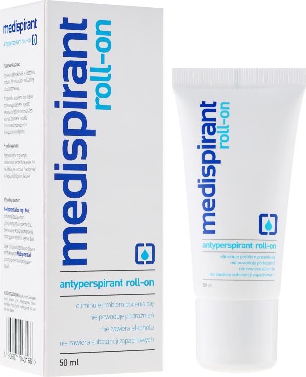 Déodorant-Antisudorifique - Medispirant Roll-On