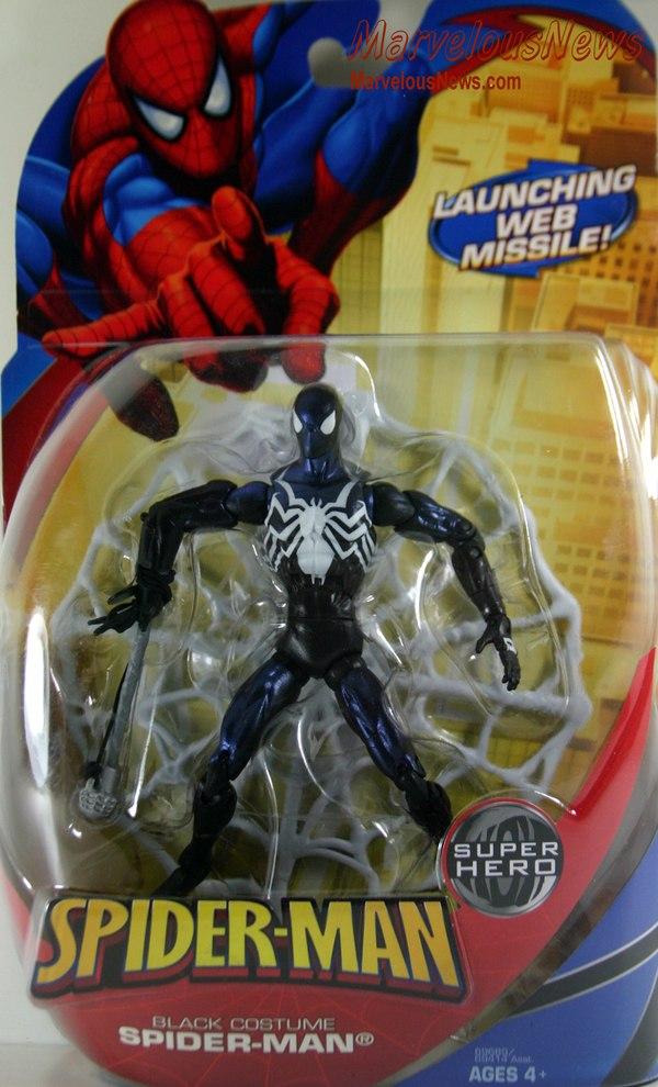 6 Spider Man Classic Wave 3