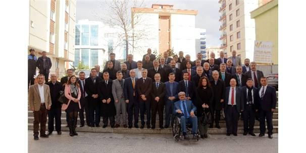 Binkonfed İş Dünyası Çekmeköy'de Bir Araya Geldi