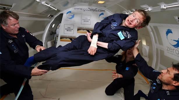 Stephen Hawking hakkında ilham veren 15 bilgi