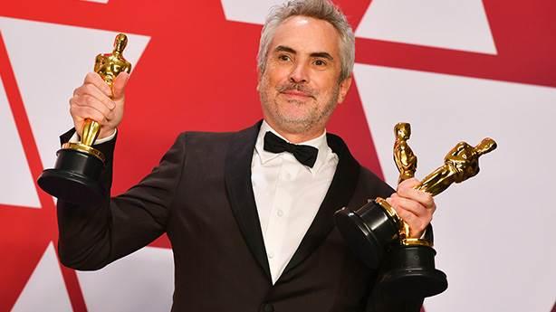 Alfonso Cuarón ülkesi Meksika'ya ilk Oscar'ı götürdü