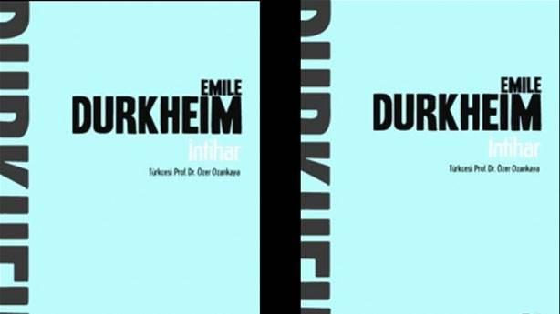 10- İntihar - Emile Durkheim