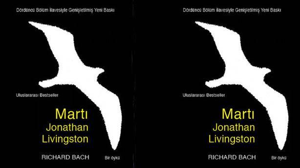 9- Martı Jonathan Livingston - Richard Bach