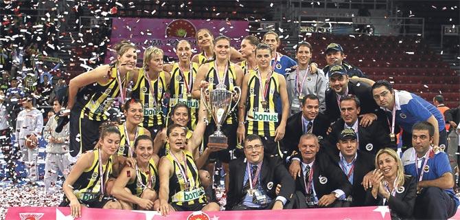 fenerbahçe kadın basketbol takımı AVRUPA ŞAMPİYONU ile ilgili görsel sonucu