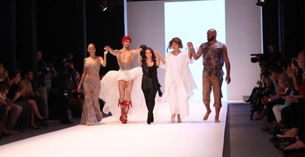 İstanbul Fashion Week Çiğdem Akın Defilesi
