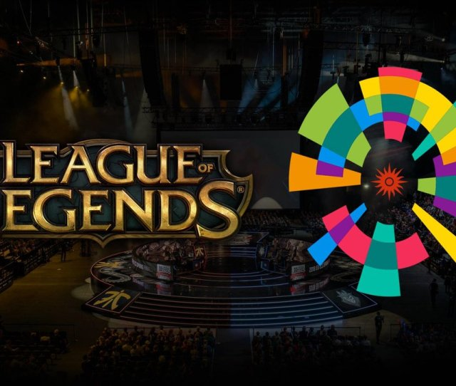 League Of Legends Among Selected Esports Titles For  Asian Games Mineski Net