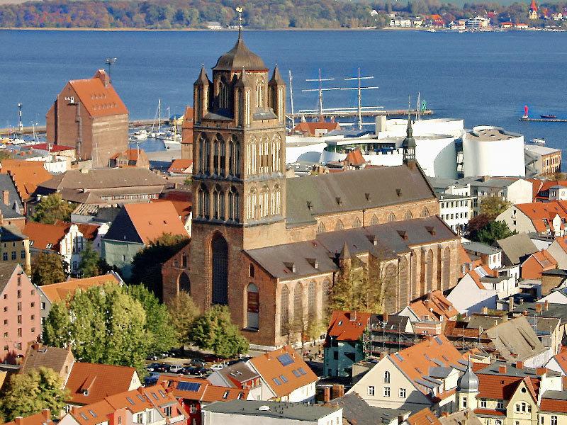 Bildergebnis für kulturkirche stralsund