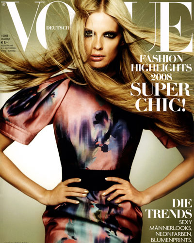 Alexi Lubormirski for Vogue Germany Jan 08