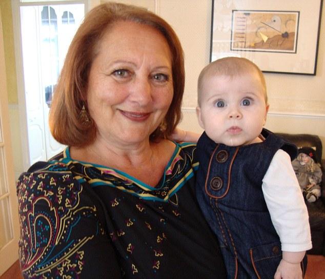 Angela Dent, 61, said she had a premonition predicting her son's death
