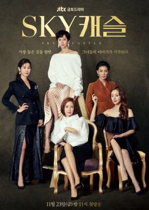 Nonton Drama SKY Castle Subtitle Indonesia 2018 Film Drama Korea