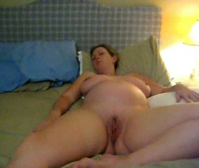 My Lovely Pregnant Wife Sleeping Naked With Her Legs Open Mylust