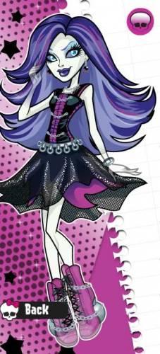 Monster High Spectra Vondergeist Cartoons