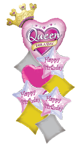 Queen For A Day Happy Birthday Happy Birthday
