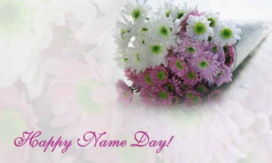 Happy Name Day Happy Birthday