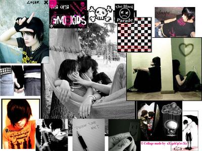 Emo Collage Emo