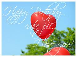 Happy Birthday Cutie Piei L Happy Birthday