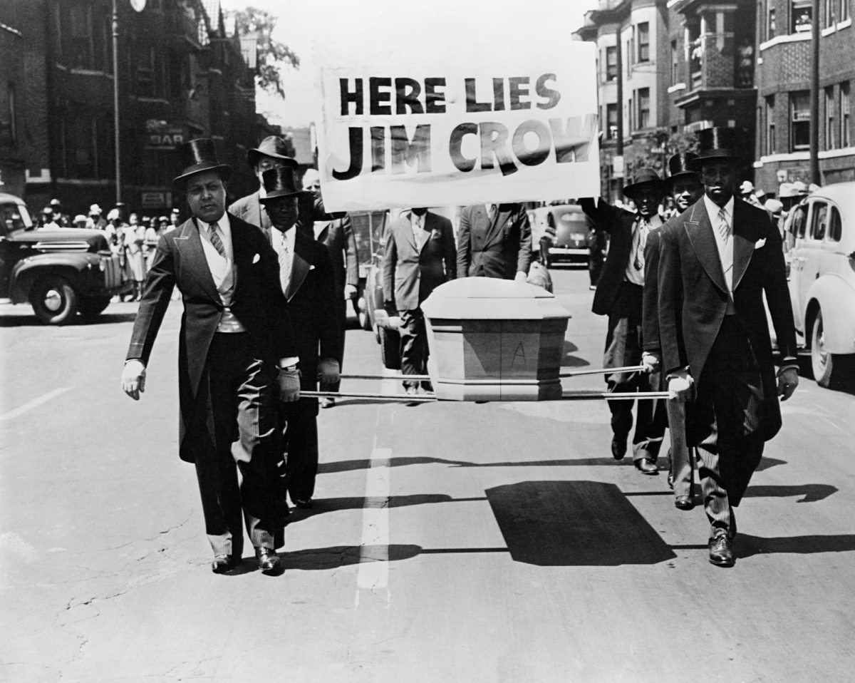 """Who Was Jim Crow and how """"Jim Crow"""" continues to be used today 4/6/21"""