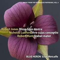 Jones: Missa spes nostra Blue Heron (Blue Heron, 2015) 1h5m
