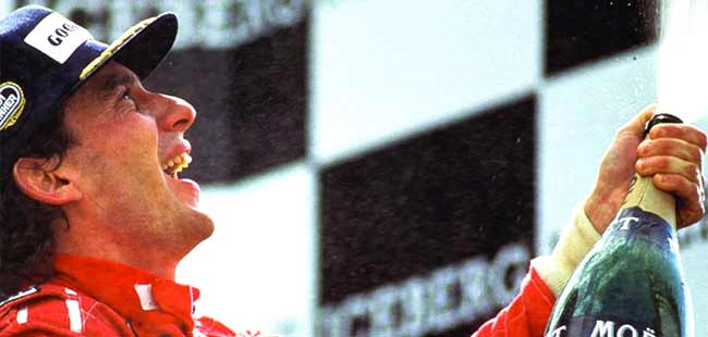 Many fans and F1 pundits consider Ayrton Senna to be the greatest F1 driver in the history of the sport