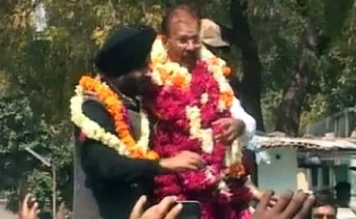 Controversial Gujarat Cop DG Vanzara Leaves Jail, Says 'Acche Din' are Back