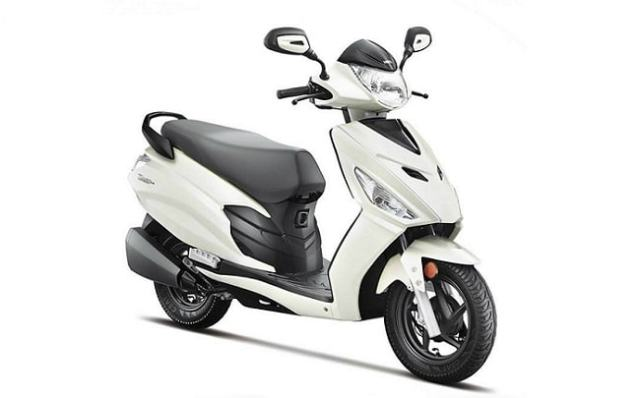 Hero Dash Scooter for India