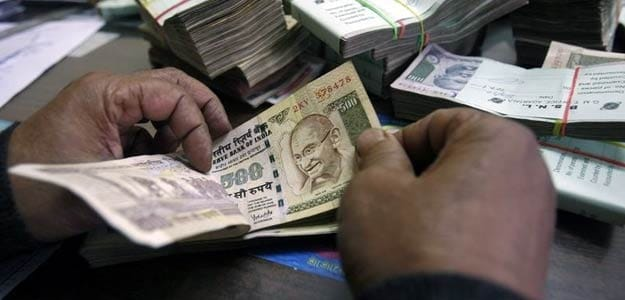 Rupee Set for Fifth Yearly Loss in a Row Amid a Volatile Journey