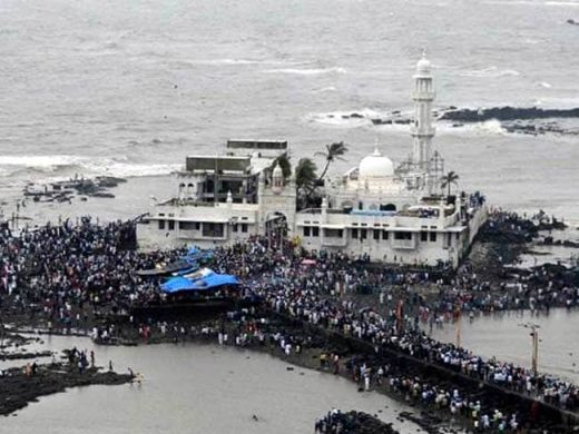 Women In Battle Against Ban By Mumbai's Haji Ali Mosque