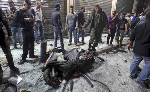 Lebanon in Mourning After Bomb Blasts Kill 43
