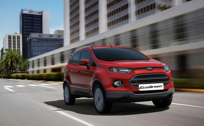 Ford ecosport 827