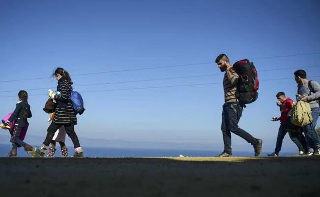 4 Syrians Found Frozen To Death In Eastern Lebanon