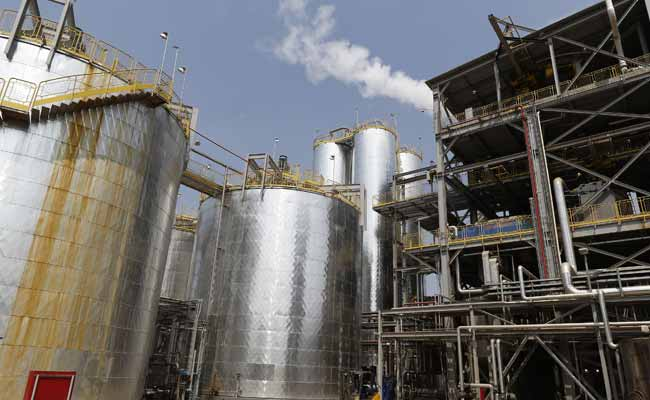 Seen here is an Ethanol factory. The adoption of Ethanol is yet to gain traction in the country