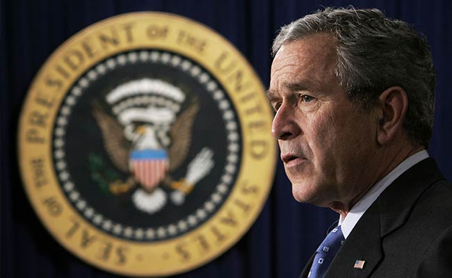 George Bush, In Op-Ed And Book, Steps Into US Immigration Debate